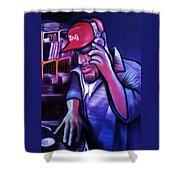 DJ Shower Curtain