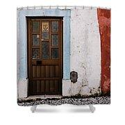 Door No 1 Shower Curtain