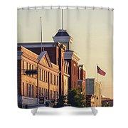 Downtown Beloit Shower Curtain