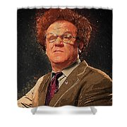 Dr Steve Brule Shower Curtain