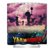 Dragon Ball Super Shower Curtain