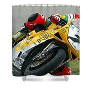 Ducati Shower Curtain