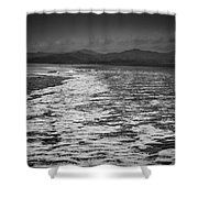 Duddon Estuary  Shower Curtain