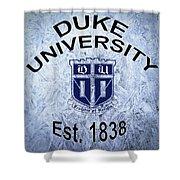 Duke University Est 1838 Shower Curtain
