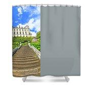 Dunrobin Castle Shower Curtain