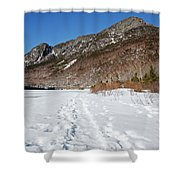 Eagle Cliff  - White Mountains New Hampshire Usa Shower Curtain