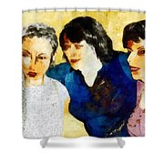 Eastwick Revisited Shower Curtain