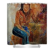 Eglantine 579001 Shower Curtain