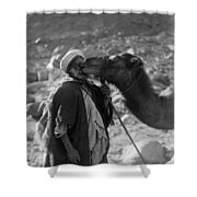 Egypt: Traveler Shower Curtain