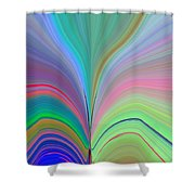Elation Shower Curtain