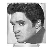 Elvis Presley Shower Curtain
