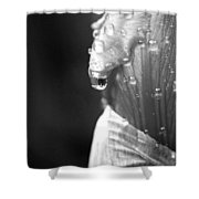 Emergent Energy Shower Curtain