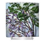 Empress Tree Shower Curtain