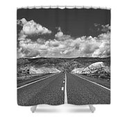 Endless Wyoming  Shower Curtain