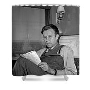 Ernest Lawrence, American Physicist Shower Curtain
