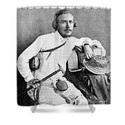 Ernst Haeckel, Naturalist And Artist Shower Curtain