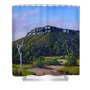 Escarpment Road Shower Curtain