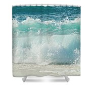 Eternity In A Moment Shower Curtain