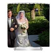 Etzel Mcdougal Wedding Shower Curtain