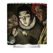 Fable Shower Curtain