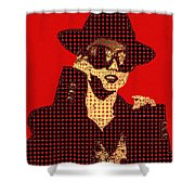 Fading Memories - The Golden Days No.1 Shower Curtain
