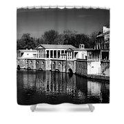 Fairmount Water Works - Philadelpha Shower Curtain