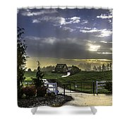 Fairy Tale Shower Curtain by Blanca Braun