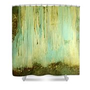 Falling Water Series Shower Curtain