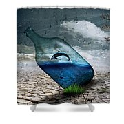 Fantasy Shower Curtain