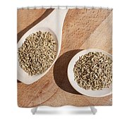 Fennel Shower Curtain
