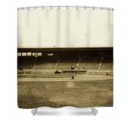 Fenway Park 1914 Shower Curtain