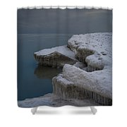 Fifty Point Shower Curtain