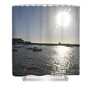 Fine Art - St Ives Shower Curtain