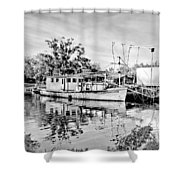 Fisherman's Pride Shower Curtain