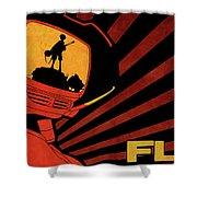Flcl Shower Curtain