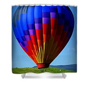 Floatin' In The Rockies 21 Shower Curtain
