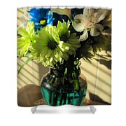 Floral Bouquet 2 Shower Curtain