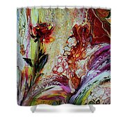 Floral  Miracle Shower Curtain