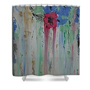Flori Shower Curtain