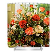 Flowers 5 Shower Curtain