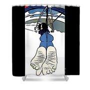 Footart Shower Curtain
