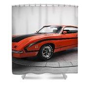Ford Torino Shower Curtain