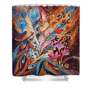 Foreboding Storm Shower Curtain