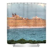Fort Lauderdale, Usa Shower Curtain