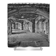 Hall Of Echoes Shower Curtain