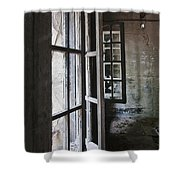 Fort Totten 6752 Shower Curtain