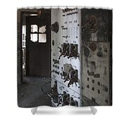 Fort Totten 6753 Shower Curtain