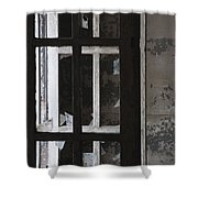 Fort Totten 6757 Shower Curtain