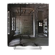 Fort Totten 6763 Shower Curtain