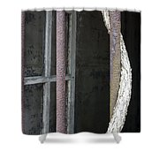 Fort Totten 6779 Shower Curtain